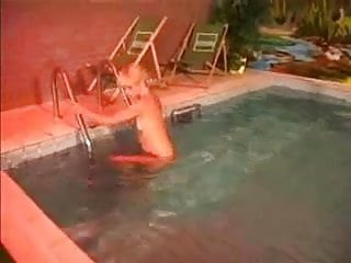 Mature Lady Sees Guy At Pool With Hard On 1