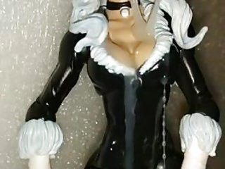 Figure Bukkake Black Cat 2