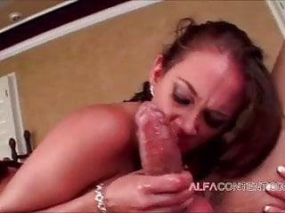 Gagging, Hard Pussy And Anal Fuck For Busty Milf