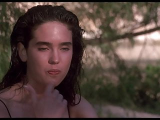 Jennifer Connelly, Debra Cole - ''the Hot Spot'' Compilation