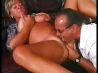 Mature Wife Lets Hubby Shag Her Best Mate