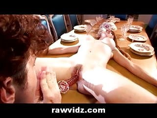 Raw Dp Fucking On The Table