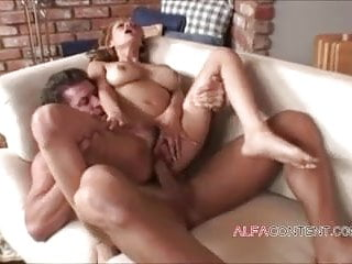 Busty Milf Drills Hard Dick With Boobs And Mouth Before Fuck