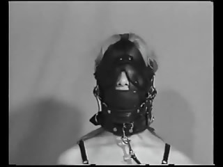 Heavy Leather Head Harness