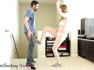 Ballbusting Beauties Compilation 8