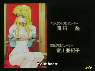 Dragon Knight Ecchi Ova (1991)