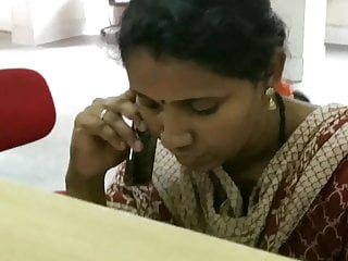 Office Bhabhi Hot