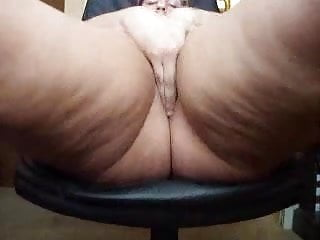 Chubby Babe Fist And Orgasm Hard